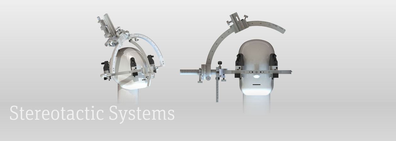 inomed systems for stereotaxis – a long tradition >>