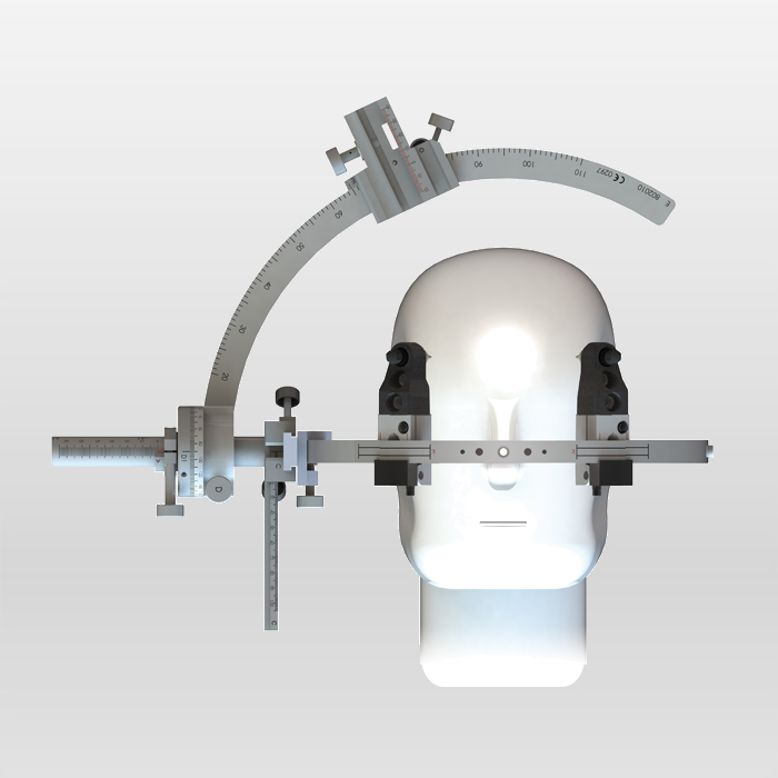 ZD – lightest stereotactic system for neuromodulation